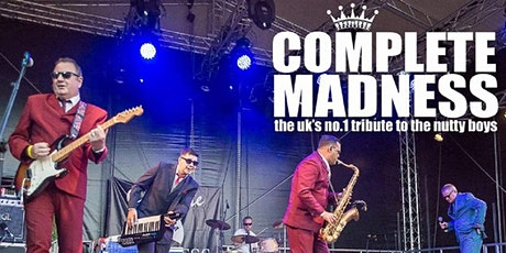 Complete Madness, UK's No1 Tribute To Madness.  tickets