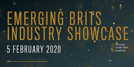 Emerging Brits Showcase - National Youth Film Academy tickets