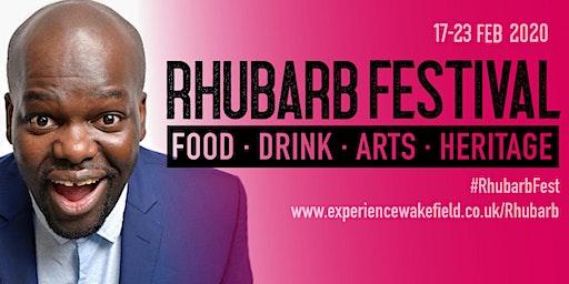 Rhu-Bar Tent: Comedy Night - 21st February 2020 - Adults 18+