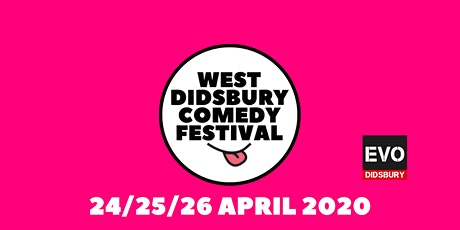 West Didsbury Comedy Festival 2020 tickets