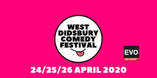 West Didsbury Comedy Festival 2020