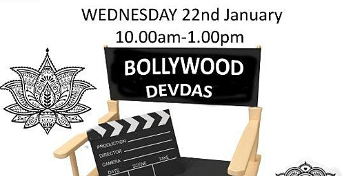 Bollywood Henna Workshop and Film Screening No2