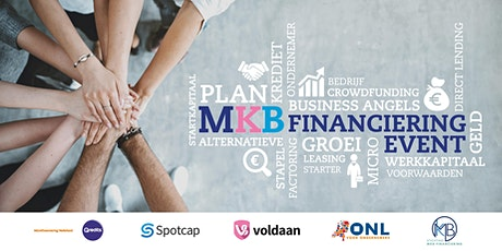 MKB Financiering Event 2020 tickets