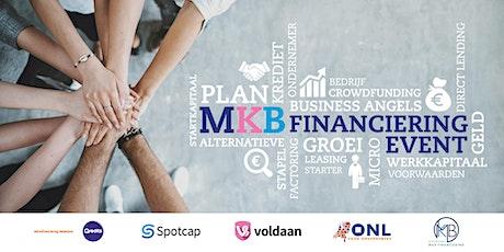 MKB Financiering Event 2020 tickets