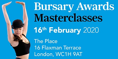 ISTD Bursary Masterclasses and Awards 2020 tickets