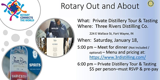 Rotary Club of Fort Wayne - Out and About