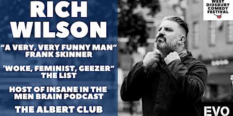 Rich Wilson: West Didsbury Comedy Festival tickets