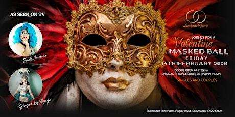 Valentines Masked Ball tickets
