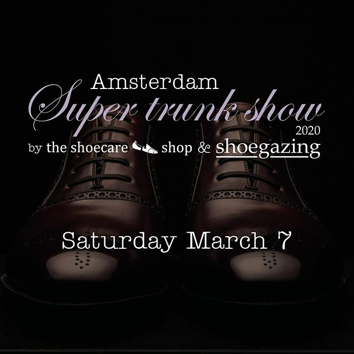 Amsterdam Super Trunk Show 2020 image
