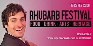 Rhu-Bar Tent: Comedy Night - 22nd February 2020 -...