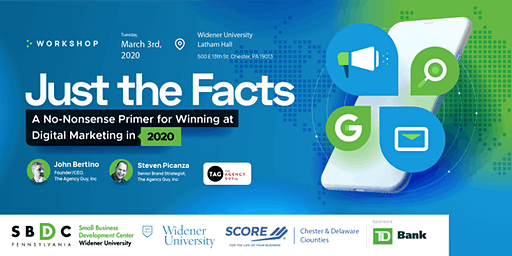 Just the Facts:  A No-Nonsense Primer for Winning at Digital Marketing