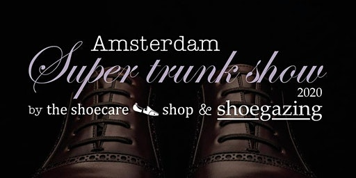 Amsterdam Super Trunk Show 2020