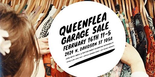 Queenflea : Garage Sale + Artist, Maker & Thrifter Market