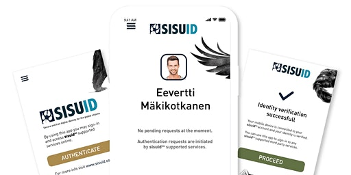 SisuID Early Access -launch