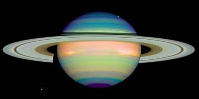 From Scotland to Saturn - exploring planets and moons