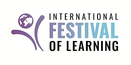 International Festival of Learning tickets