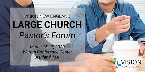 Large Church Pastors Forum
