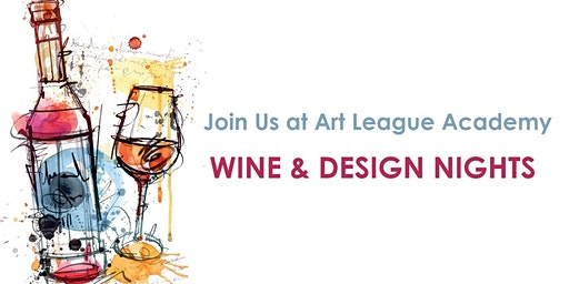 March 4: Wine & Hand Zentangles led by Debi West