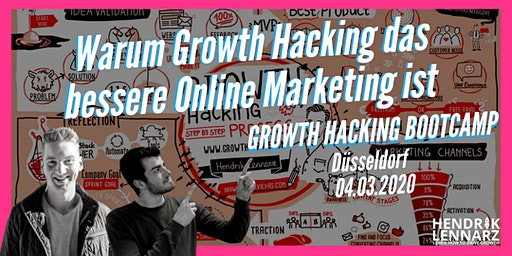 GROWTH HACKING BOOTCAMP - Düsseldorf