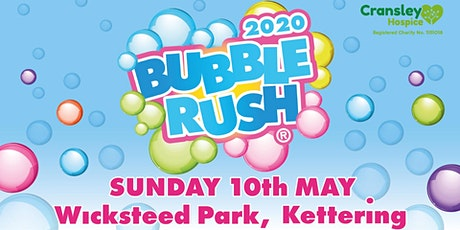 Bubble Rush 2020 - Postponed New Date - to be confirmed tickets