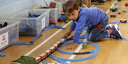 Engine Shed @ STREATHAM: train fun for autistic children