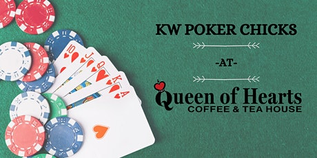 January 2020 Poker at Queen of Hearts Coffee & Tea House tickets