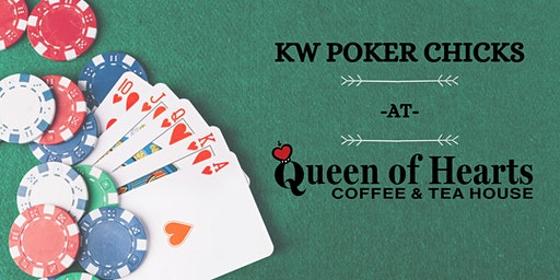 January 2020 Poker at Queen of Hearts Coffee & Tea House