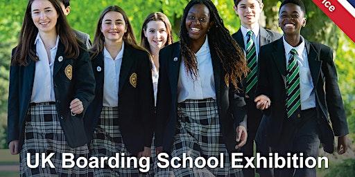 UK Boarding School Exhibition Dubai