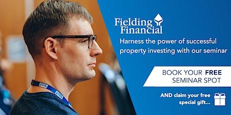 FREE Property Investing Seminar - EALING - Doubletree Hilton Ealing tickets