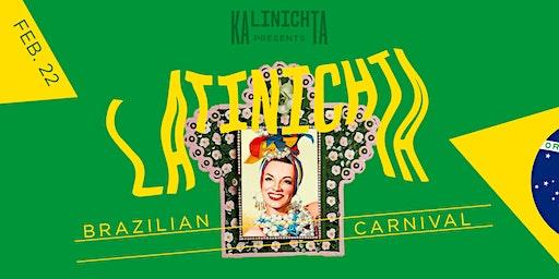 Latinichta Brazilian Carnival
