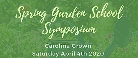 Spring Garden School Symposium tickets