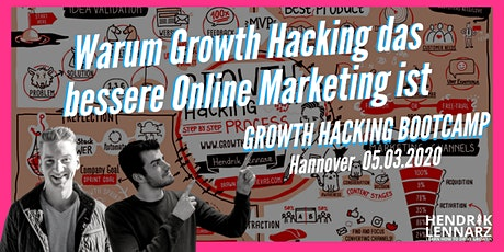 GROWTH HACKING BOOTCAMP - Hannover Tickets