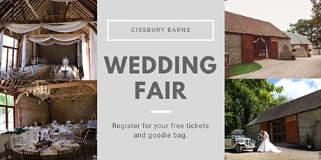 Empirical Events Evening Wedding Showcase at Cissbury Barns tickets