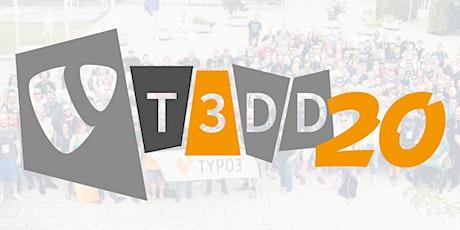 TYPO3 Developer Days 2020 Karlsruhe billets