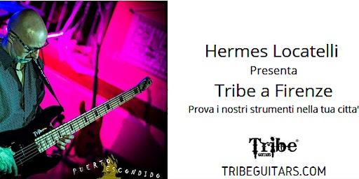 Tribe Demo Tour Firenze: Prova i bassi Tribe nella tua citta'!