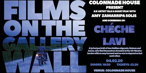 CHÉCHE LAVI screening with Amy Zamarripa Solis