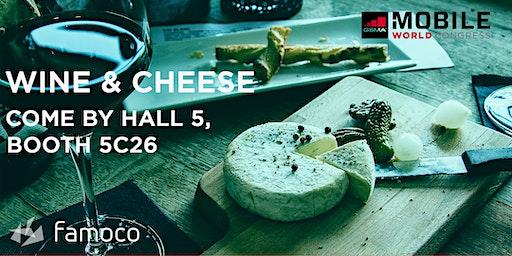Famoco Wine & Cheese @ MWC20