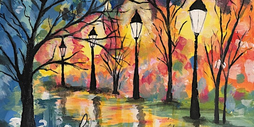 Paint Night Event -Painting BICESTER 27TH JANUARY 2020 @ Torino Lounge
