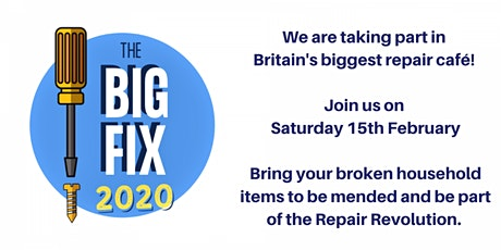 The BIG Fix 2020 - Plymouth tickets