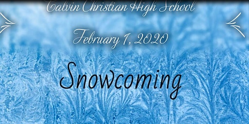 Snowcoming Dance - CCHS students