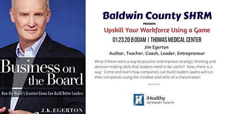 January 2020 Baldwin County SHRM Meeting tickets