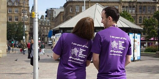 Leeds 10k 2020 - Forget Me Not Children's Hospice