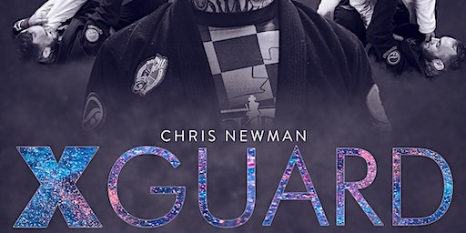 Chris Newman X Guard workshop Dublin