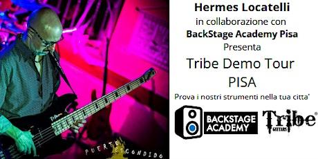 Tribe Demo Tour Pisa: Prova i bassi Tribe nella tua citta'! biglietti
