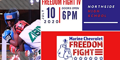 Freedom Fight IV presented by Marine Chevy tickets
