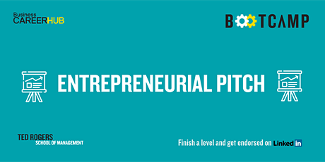 Entrepreneurial Pitch: Day 2 tickets