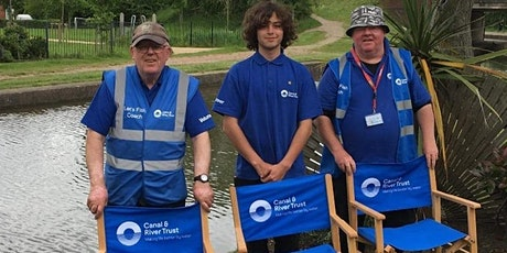 Free Let's Fish! sessions - Liverpool - Stanley Locks Open Day tickets