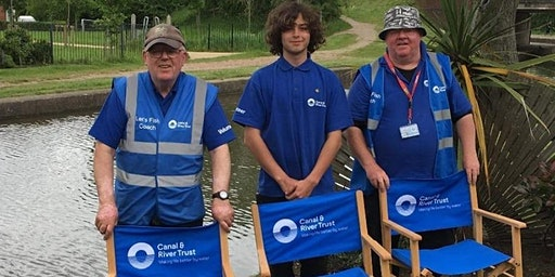 Free Let's Fish! sessions - Liverpool - Stanley Locks Open Day