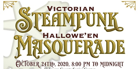 A Victorian Steampunk Masquerade tickets