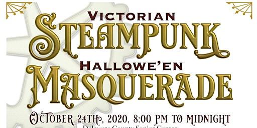 A Victorian Steampunk Masquerade